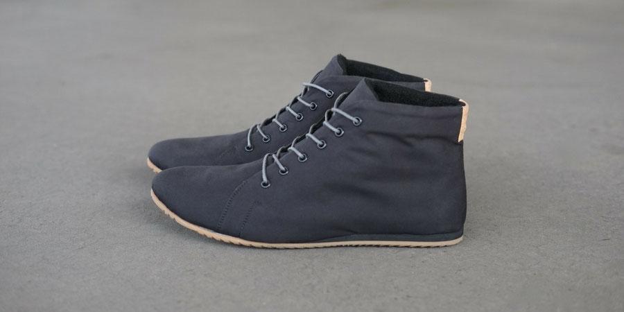 vegane Schuhe sneaker Sorbas faire schuhe bio schuh high-top bio-baumwolle bio schuhe vegan wasserfest