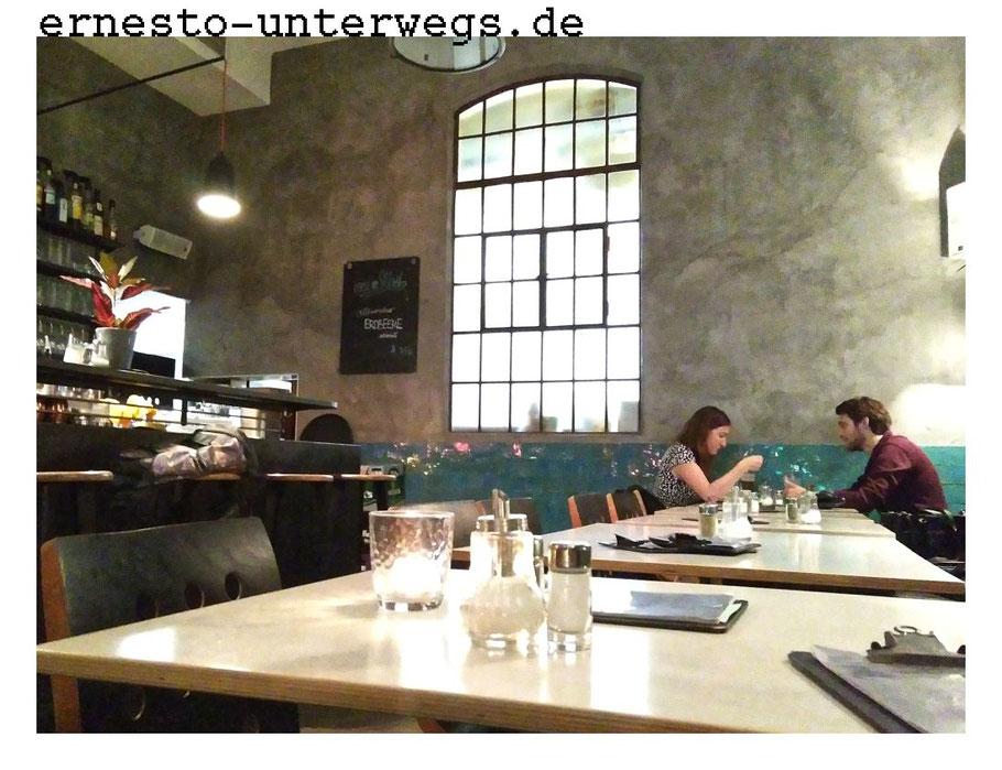 Das Café Menta am Radetzkyplatz (3. Bezirk)