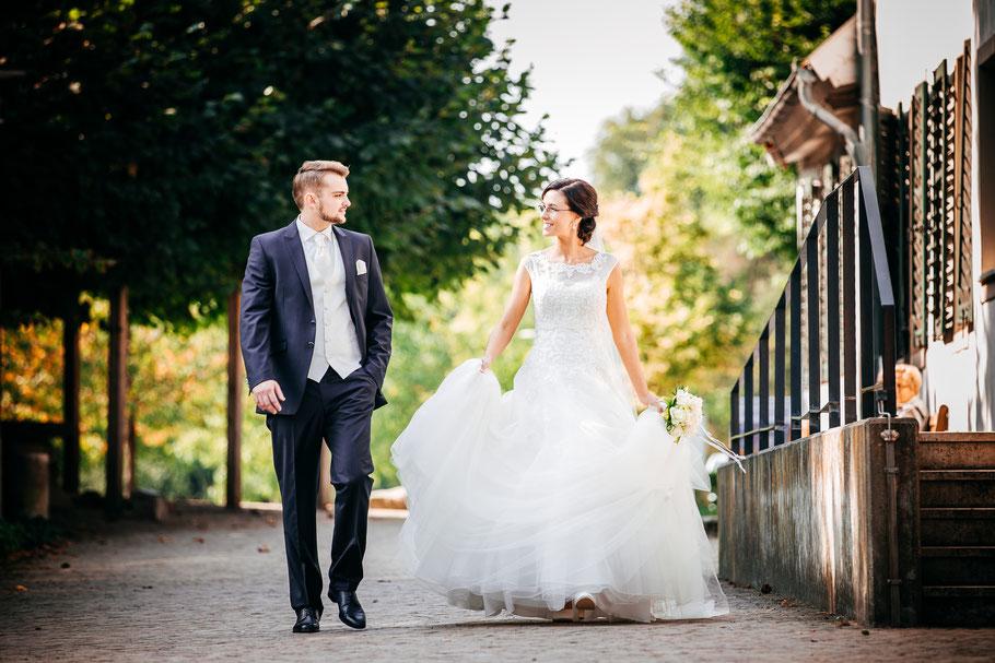 Moderne Hochzeitsbilder Münster