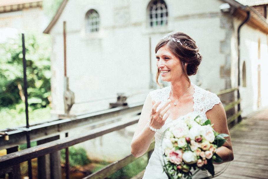 First Look, Hochzeitsfotograf Münster