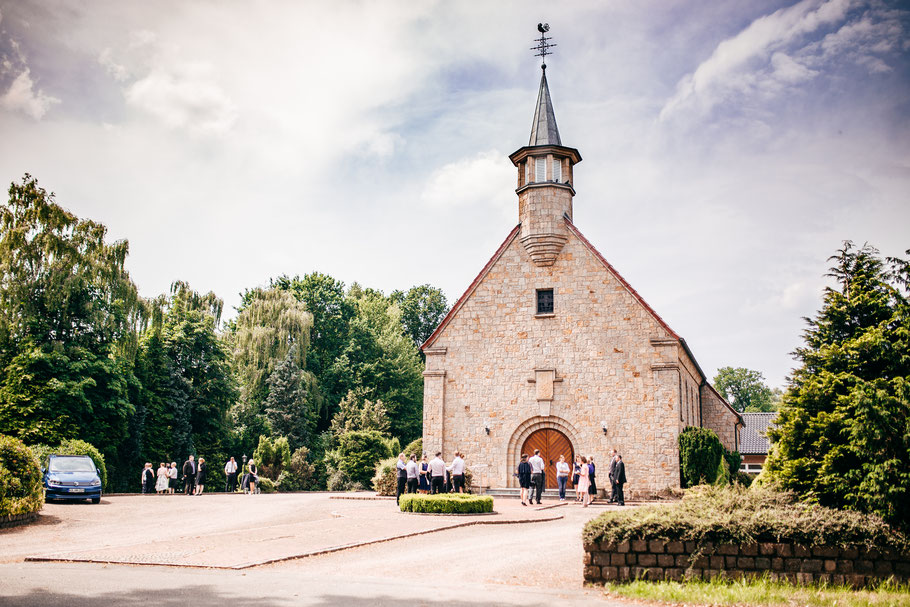 Kirche Ostenwalde