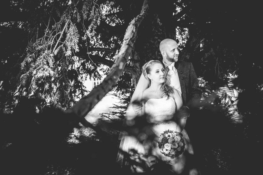Hochzeitsfotograf, Münster, Brautpaar