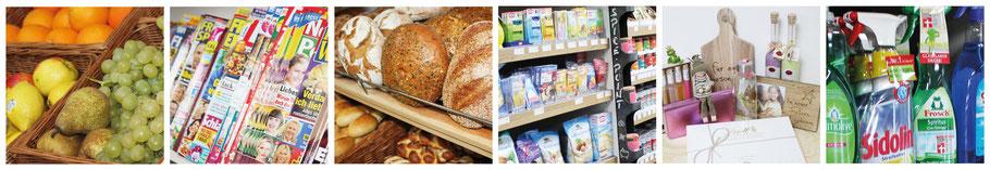 Einkaufen in Oberschneiding, Inges Kramerladen, Inges Kramerladl, Lebensmittel, Laden, Bäcker, Lotto