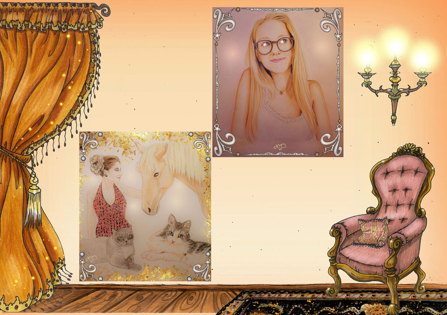 #gemäldelounge #portraitgemälde #buntstiftgemälde #colouredpencildrawing #portraitkunst #portraitgezeichnet #portraitvomfoto #katzenportraitgezeichnet