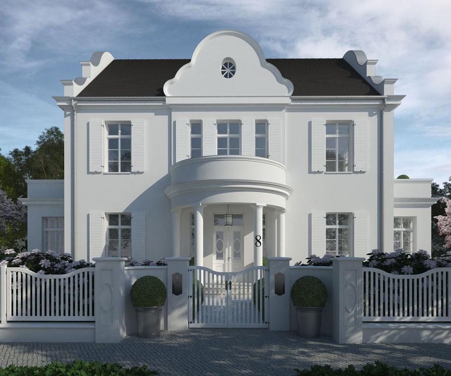villa MAISON BLANCHE - Dornow Baukunst