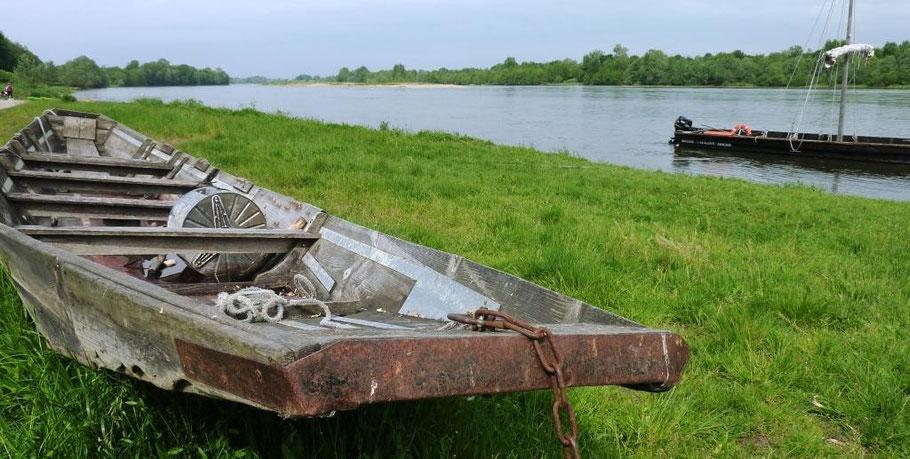 La Loire, Chaumont-sur-Loire - Au Bout des Pieds