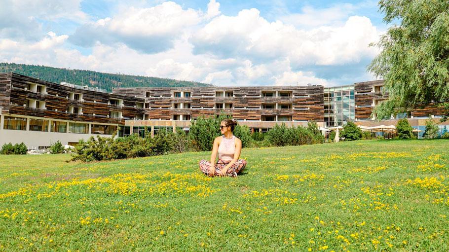 Sporthotel Kärnten: Falkensteiner Hotel & Spa Carinzia