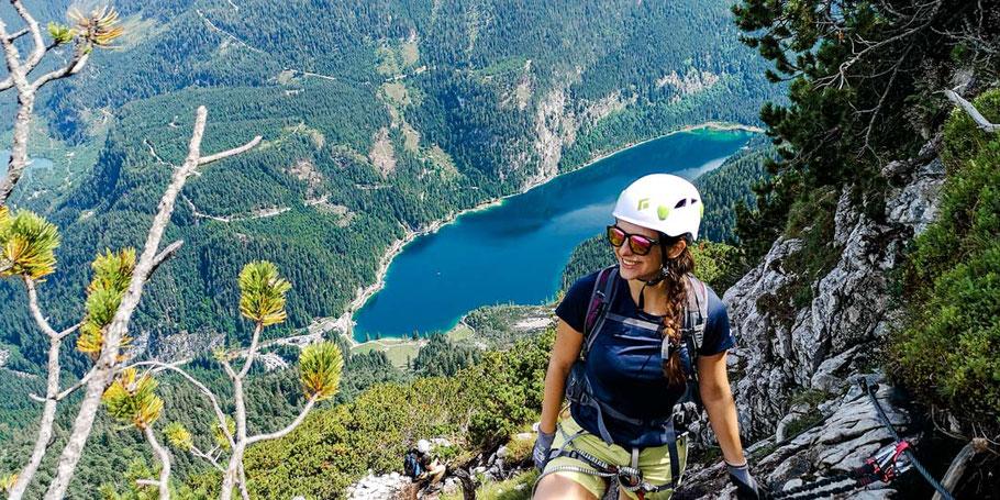 Klettersteig Donnerkogel