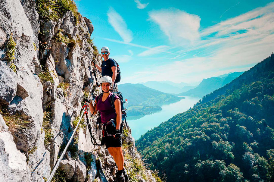 Klettergurte Für Klettersteig : Klettersteigset test vergleich gute klettersteigsets