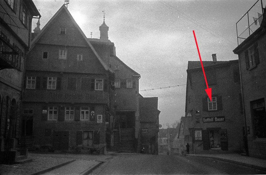 Hauptstraße 1936