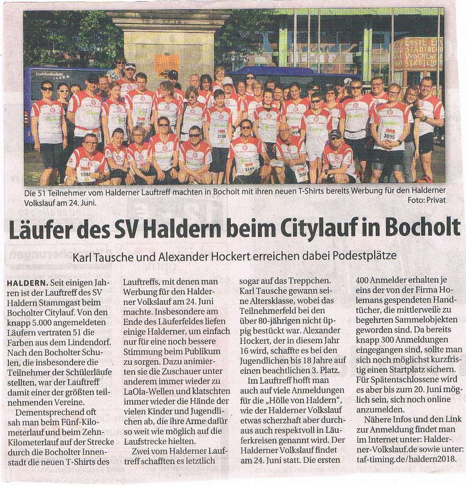 Stadtanzeiger 09.05.2018