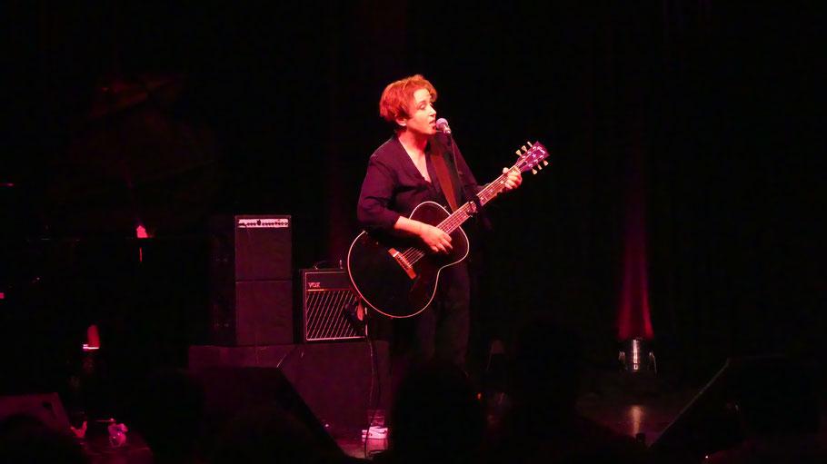 """Katharina Franck live bei der """"Singer Songwriter Stage"""", Support: Kathy Kreuzberg"""