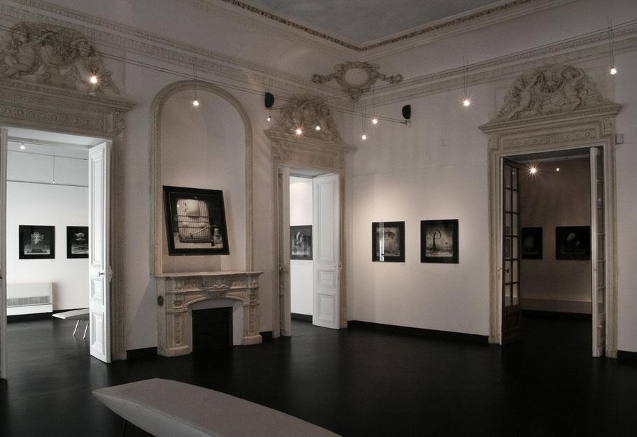"""""""des choses simples"""" Musée de la Photographie Charles Nègre, Nice, 2005"""