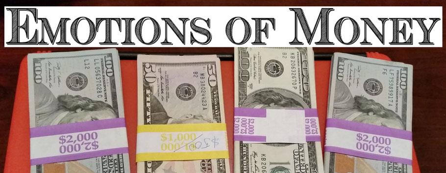 Emotions of Money