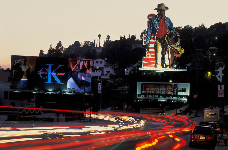 Los Angeles Sunset Strip