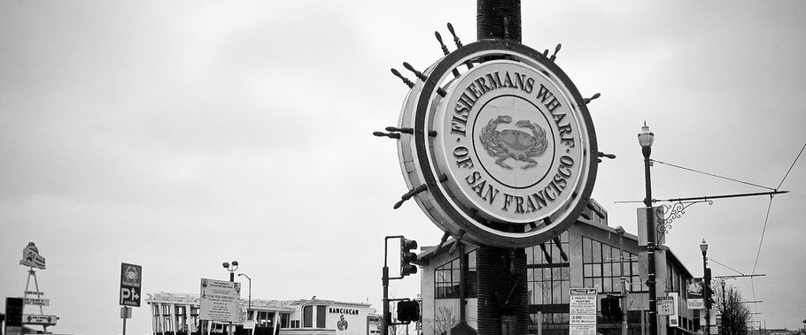Fishermans warf in San Francisco