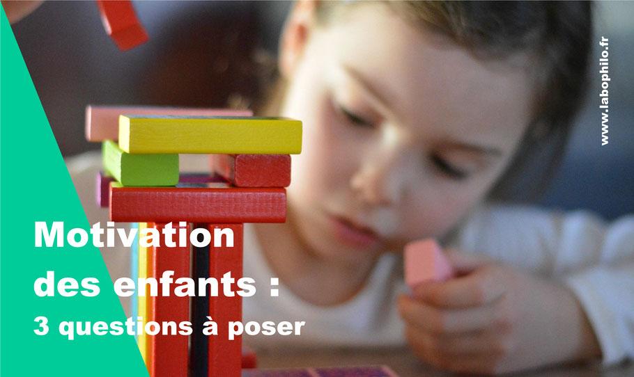 Motivation des enfants. Bienveillance éducative. Marie-Jeanne Trouchaud.