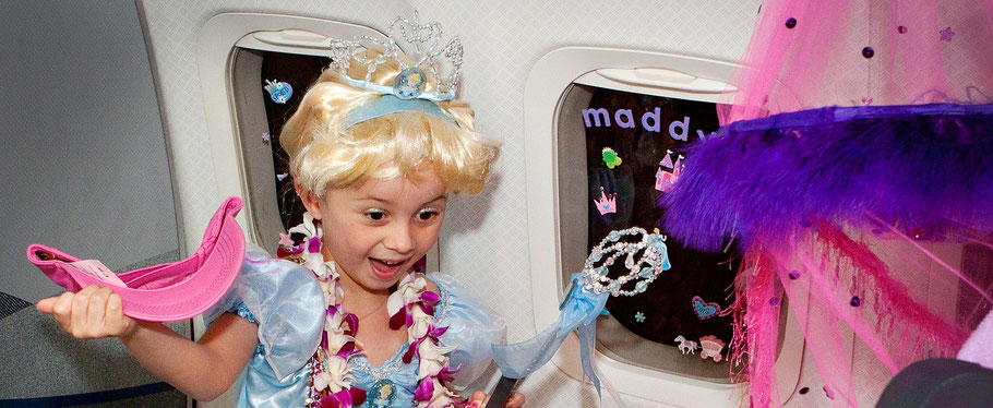 Photo of Maddy from Oklahoma on mAAgic flight