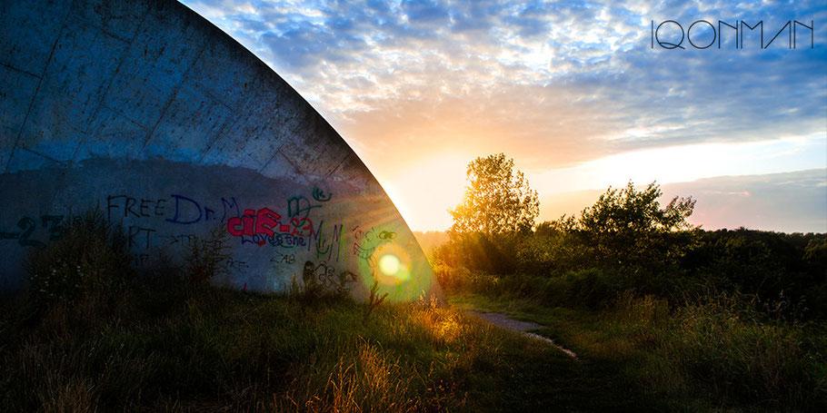 Sonnenuntergang Holland Niederlande IQONMAN Dimitrios Valiotis Neunkirchen Siegen