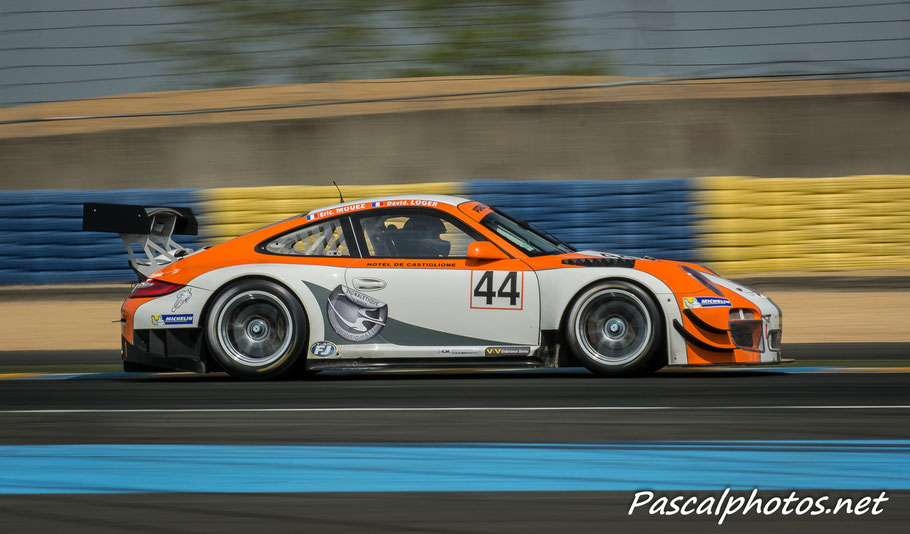 V de V , Porsche GT3R , team Nourry , circuit bugatti , circuit des 24 heures , endurance GT