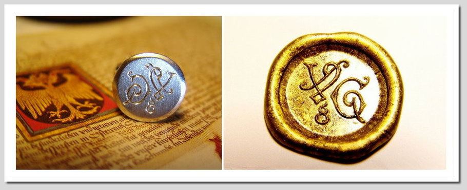 Siegelring Wappenring Monogramm Gravur Signet Ring Crest by Codex Nobilis Zsolt Arpad Mozes