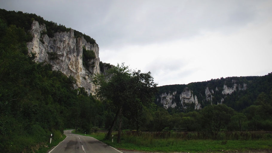 allemagne bigousteppes route camion danube