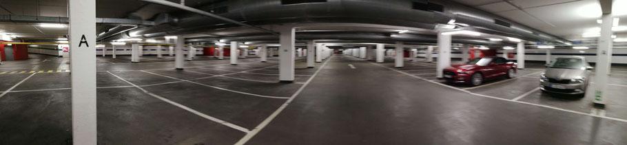 aéroport de park luxembourg
