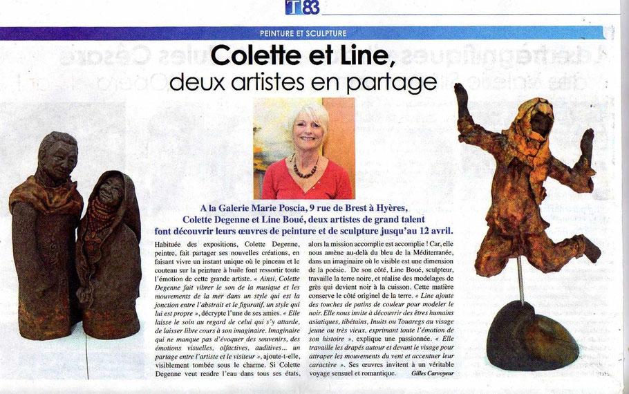 Journal T83 du 31 Mars 2015 (ex Télex)