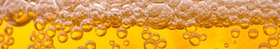 Bubble beer