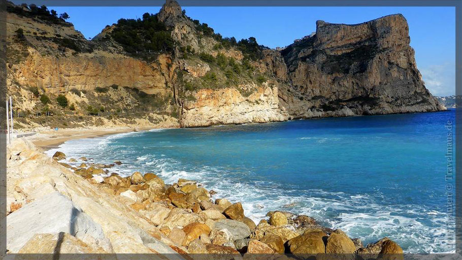 Bucht Combre del Sol