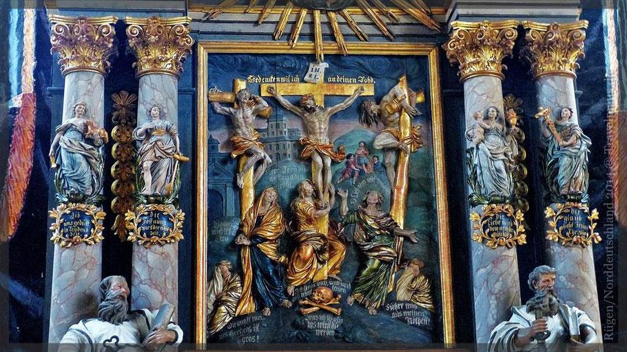 St.Michaelkirche in Sagard/Rügen