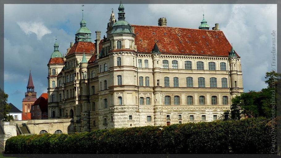 Güstrow: Schloss