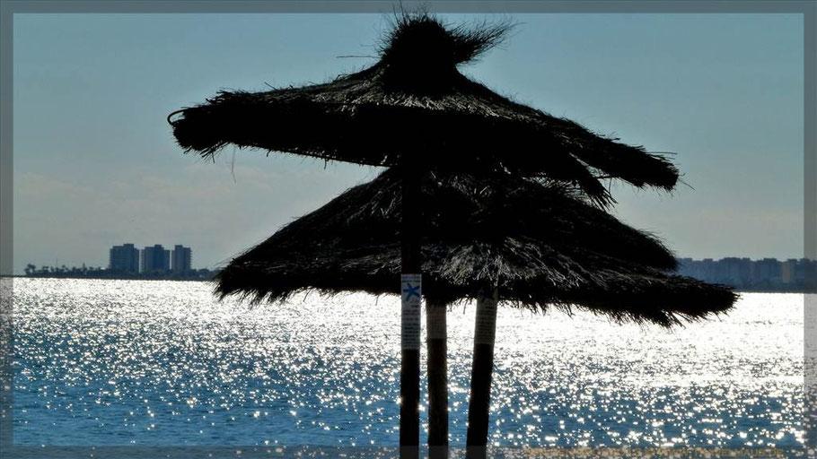 An Strand von San Pedro