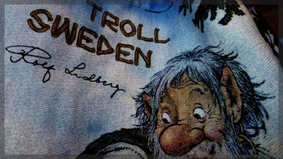 Schwedische Trolle unterwegs ....