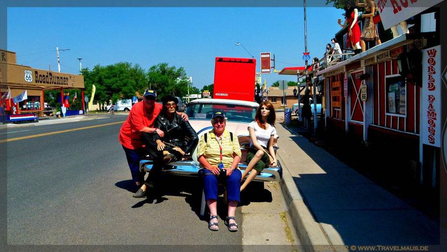 Route 66 - klick an für kurzen Filmclip