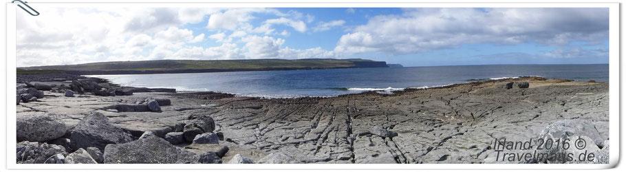 Karstlandschaft an der Westküste (Burren)