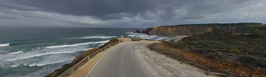 Algarve (Google-Maps-klick an!)