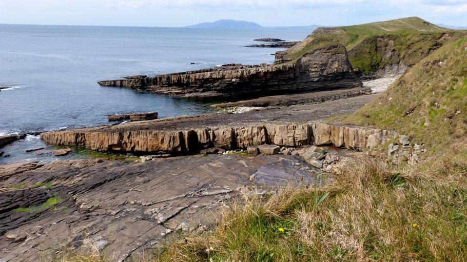 Atlantische Küste Irlands