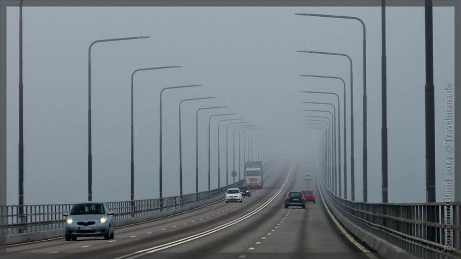 Brücke zwischen Kalmar und Öland