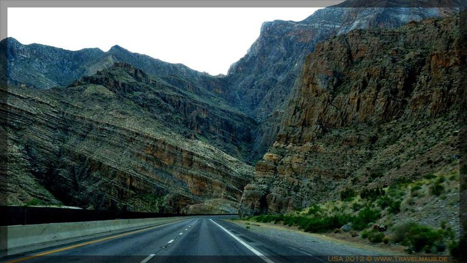 Virgin Canyon, I-15, Arizona