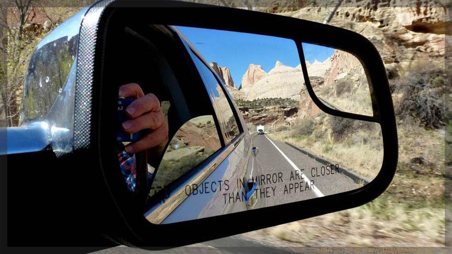 Fahrt zum Cathedral Valley- Klick an für Filmchen!!!