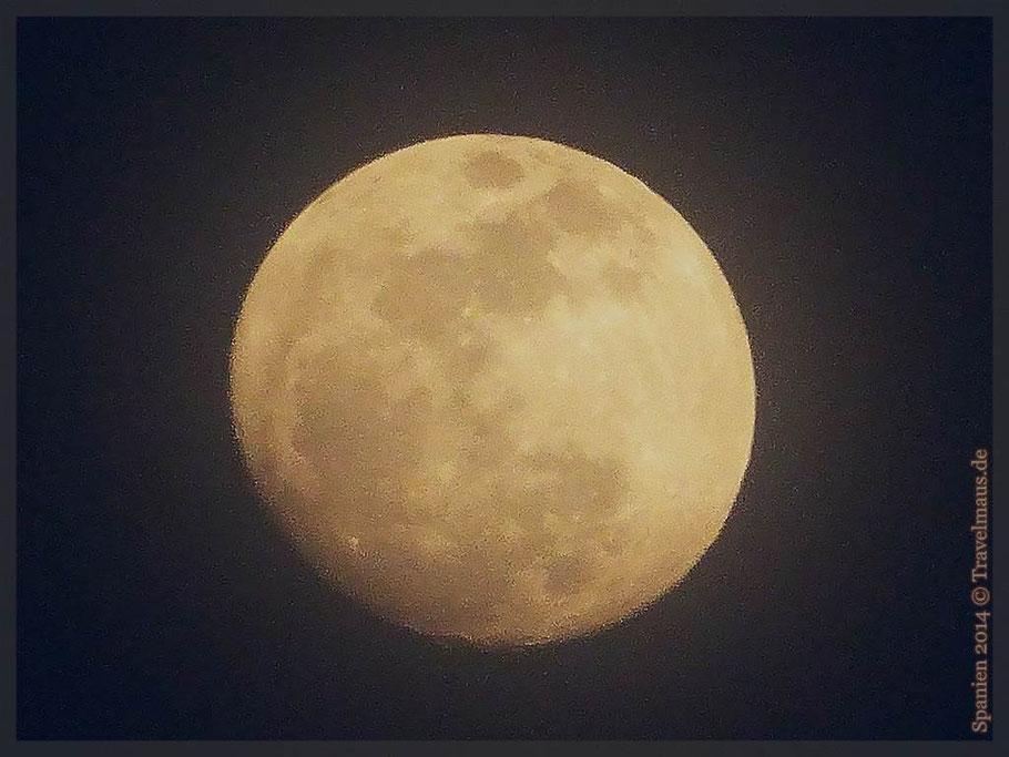 ... der Mond von Pepe!