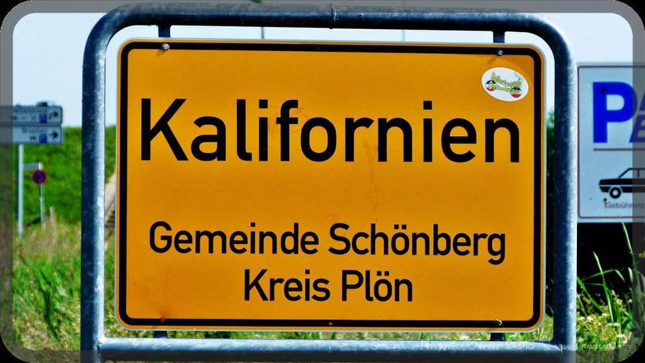 Kalifornien in Schleswig Holstein