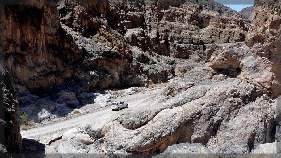 Titus Canyon, Death Valley, California