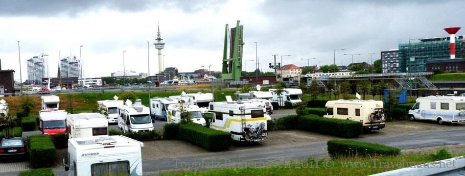 Stellplatz Bremerhaven