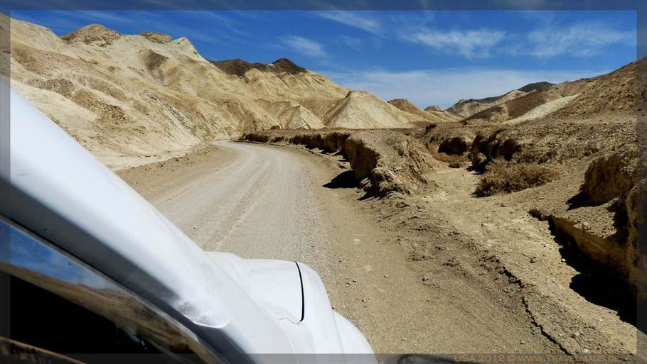 20 Mule Canyon/Death Valley