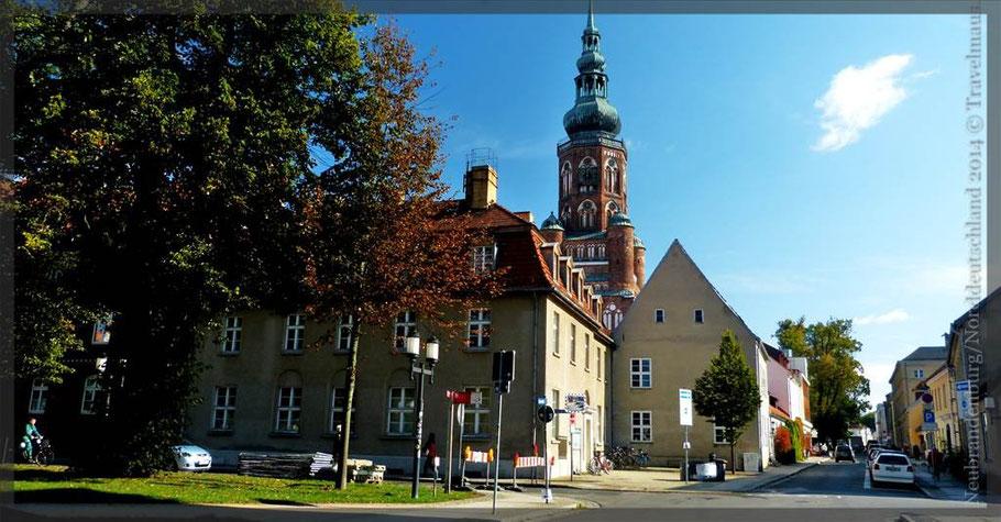 Dom/Jacobikirche  in Greifswald