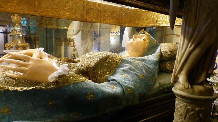 Die in den Himmel aufgenommene Jungfrau Maria