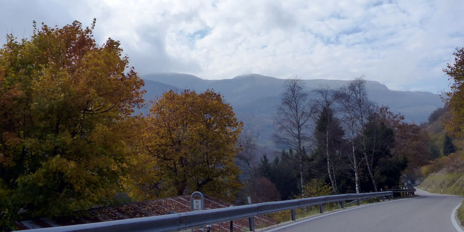 Monte Baldo-Gebirgskette