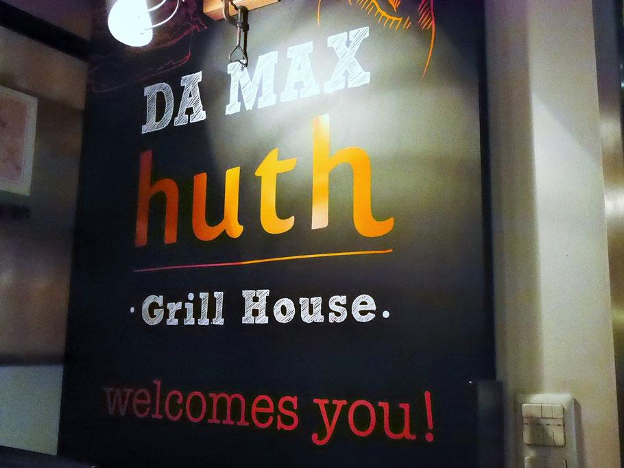 'Da Max' Huth Grillhouse